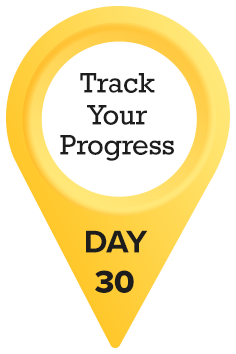 day 30, oab journey